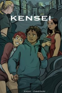 Cover for Kensei